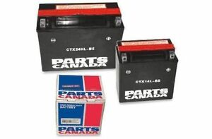 STOCKING MOTORCYCLE BATTERIES FOR MOST APPLICATIONS!