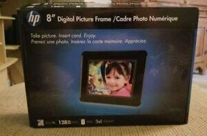 """Cadre photo numérique HP 8 pouces - Digital Picture Frame 8"""""""