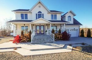 Beautiful Overbuilt 2 Storey Executive Home On 5 Acres in Garson