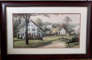 Reminiscing by Bill Saunders Large Framed