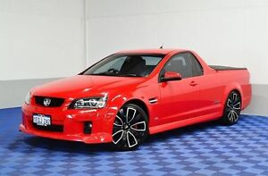2008 Holden Commodore VE SS-V Red 6 Speed Manual Utility East Rockingham Rockingham Area Preview