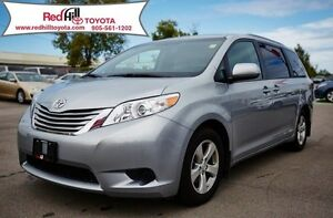 2016 Toyota Sienna LE 8 PASSENGER FWD
