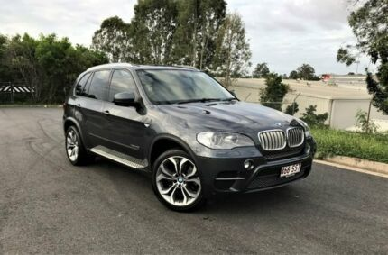 2013 BMW X5 E70 MY1112 xDrive40d Steptronic Sport Grey 8 Speed Sports Automatic Wagon Darra Brisbane South West Preview