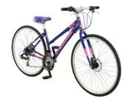 Ladies Hybrid Bike, brand new in box