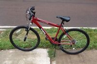 Mongoose Frontier Mountain Bike