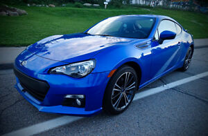 2013 Subaru BRZ Tech Package 2013 Limited Model Coupe (2 door)