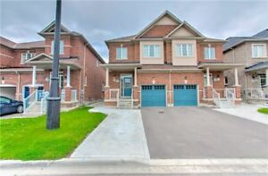 Gorgeous 3 Bedrooms Semi-Detached Home In High Demand Area