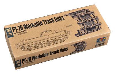Trumpeter 9362047 Panzerketten für sowj. Schwimmpanzer PT-76 1:35 Modellbausatz