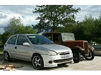 Vauxhall Corsa b 2000. 1 5 diesel 66.000 miles.For parts