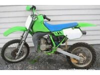 Looking for kx80 kx100 engine