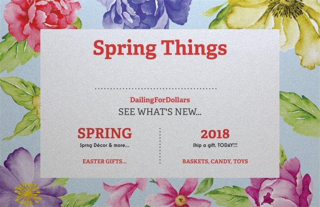 DailingForDollars
