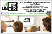 Unlimited Internet,TV & Phone UNDER $100 Monthly!