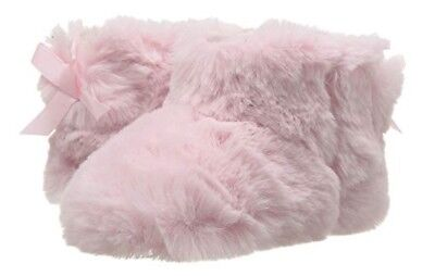 Ugg Booties Baby (NEW 2019 CRIB TODDLER INFANT UGG JESSE BOW II FLUFF BOOTIES BABY PINK 1094493I)