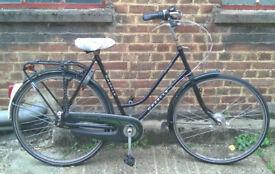 Omabike Omafiets ladies dutch bike Gazelle - SHIMANO NEXUS 7 speed, size 20in - Welcome for ride
