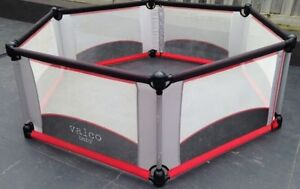 Valco baby 6 sided playpen Moolap Geelong City Preview