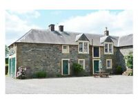 Large two bedroomed cottage available for rent