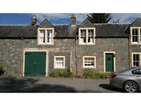 Large One Bedroomed Cottage, just outside Moffat on a private estate