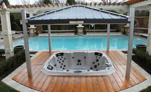 Hot tubs and Swim spas 50% off $1 down 1 year no payments.  if Belleville Belleville Area image 10