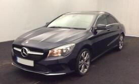 MERCEDES-BENZ CLA SILVER 220 S/BRAKE 2.1 CDI AMG SPORT DIESEL FROM £93 PER WEEK!