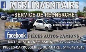 PIÈCES-AUTOS-CAMIONS MERLINVENTAIRE GROUPE FACEBOOK