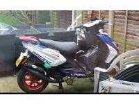 Cpi formula 50cc moped