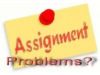 Assignment/ Essay/ Dissertation/ PhD Thesis/ SPSS Tutor STATA Expert/ Writing Help/ Proposal Writers