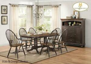 7 PC Dining Set (MA523)