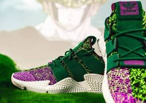 DRAGON BALL ADIDAS COLLAB PROPHERE CELL SHOES SIZE 8.5 BRAND NEW