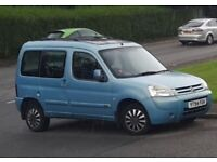 Multispace Berlingo, 2004 family car
