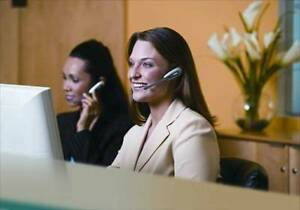 Professional Live Telephone Receptionist: From only $149/month!!