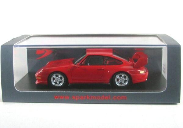 Porsche 993 RS Clubsport (red)
