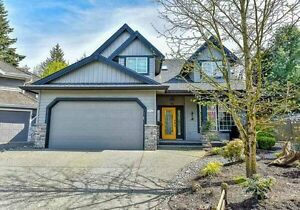 Single house in South Surrey White rock Elgin Chantrell