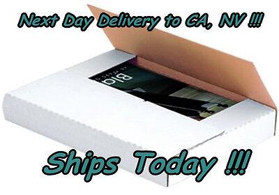 25 Vinyl Lp Record Album Storage Shipping Box Mailer 50