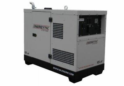 Energypac Systems 15kw Yanmar Diesel Generator