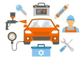 CAR SERVICES, TYRES , BRAKES and all other mechanical repair