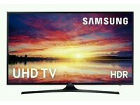 Samsung UHD 4k smart wifi UE40KU6000HDRThe latest standard for UHD content