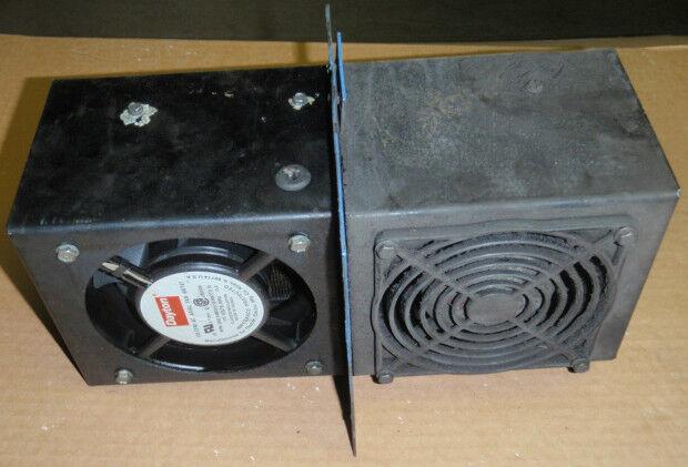 Vortec Heat Exchanger 1115 _ 115 Volts 105 CFM AC Axial Fan Cabinet Cooler