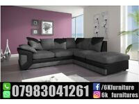 FREE DELIVER Y DINO 3 And 2 seater corner sofa