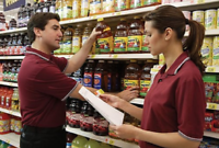 Part-time Grocery Retail Merchandiser in Mississauga!