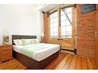 Lux Warehouse Close to Brick Lane, Ensuite Room