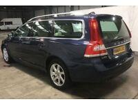VOLVO V70 D4 2.0 SE LUX 5 Door Estate 180BHP 1 Owner Full Hi (blue) 2014
