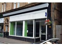 Prominent Retail Unit TO LET - 42-44 High Street, Dunblane, FK15 0AY