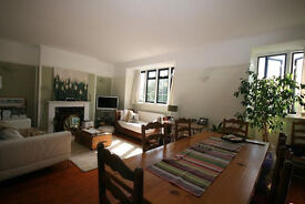 Beautiful large 2 double bedroom character apartment town centre
