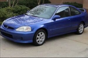 Looking a for Honda Civic si for cheap