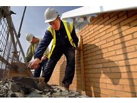 General builder- Bricklayer, tiler
