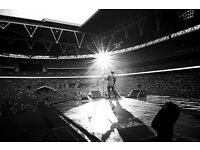X2 ED SHEERAN TICKETS WEMBLEY STADIUM 16-06-2018