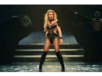 Excellent pair of Britney Spears tickets- Friday 24th August, 02 arena