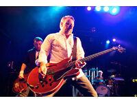 1 x Peter Hook ticket rock city 11/03/17