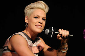 PINK - EXCELLENT LOWER LEVEL TICKETS - TOR - MAR 21