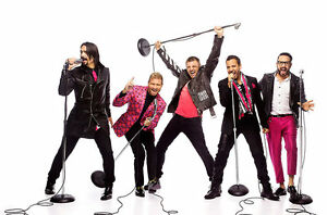 2 Tickets to Backstreet Boys: Larger Than Life in Las Vegas!